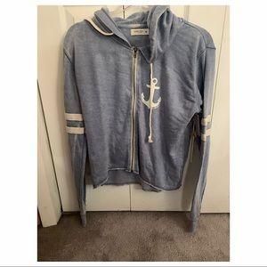 Ocean drive hoodie